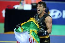 اولویت من کسب مدال طلای بازی های آسیایی در جاکارتای اندونزی است