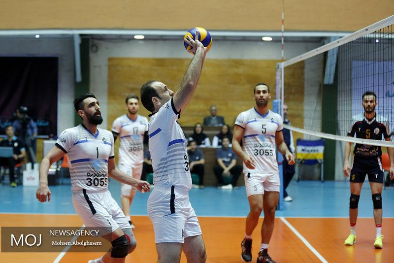 تیم پیکان تهران قهرمان رقابتهای والیبال نوجوانان کشور شد