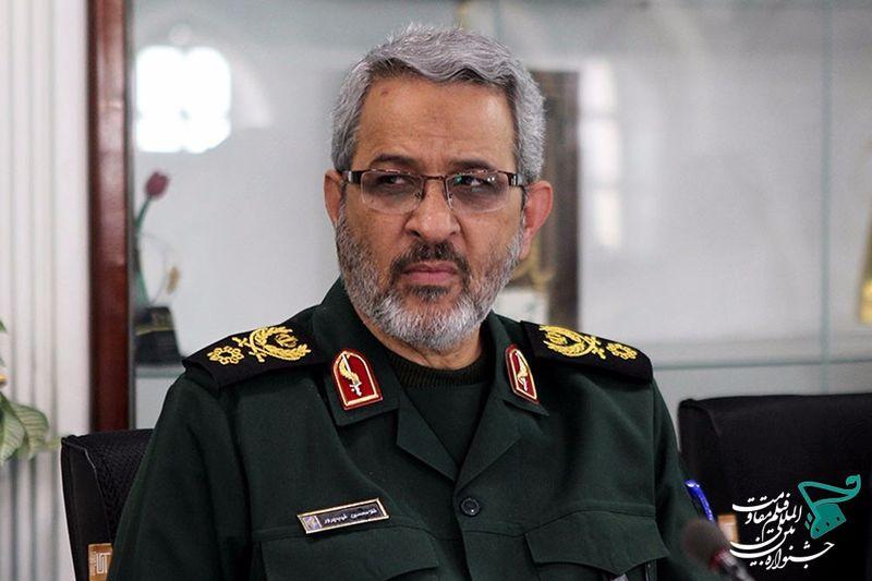 ملت ایران در برابر زورگویان سرخم نمیکند
