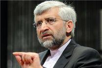 جلیلی: انتخاب نهایی مردم محترم است/به «دولت سایه» نیازمندیم