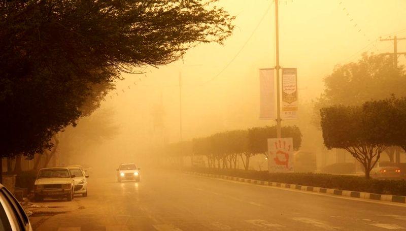 پیش بینی طوفان شدید در سیستان و بلوچستان