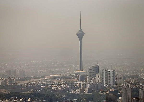 جلسه کمیته اضطرار آلودگی هوای تهران تشکیل می شود