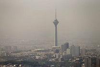تعداد روزهای آلوده تهران به 20 رسید