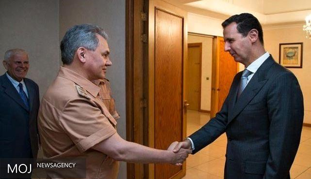 سفر وزیر دفاع روسیه به دمشق و نگاه ویژه مسکو