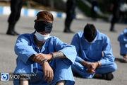 انهدام باند دزدان مامورنما در پایتخت