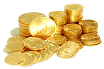 کاهش ۷۰۰۰ تومانی قیمت نیمسکه در بازار