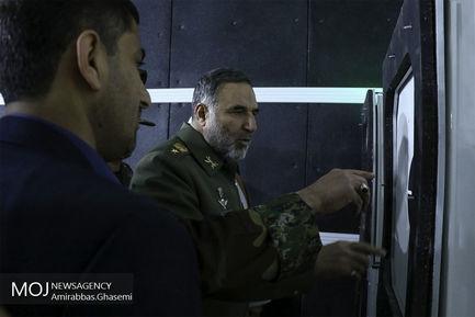 افتتاح سالن تیراندازی مرکز آموزشی جواد الائمه(ع)