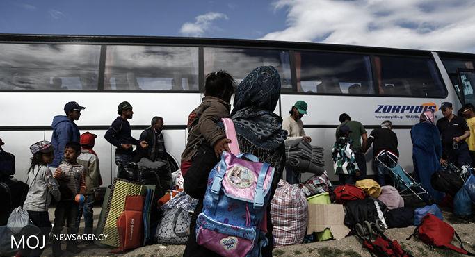 راننده سوئدی پناهجوی سوری را به باد کتک گرفت