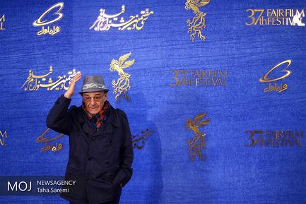 دومین روز سی و هفتمین جشنواره فیلم فجر/رضا بابک