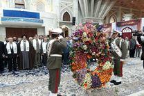 شورای هماهنگی تبلیغات اسلامی با آرمانهای امام خمینی (ره) تجدید میثاق کردند