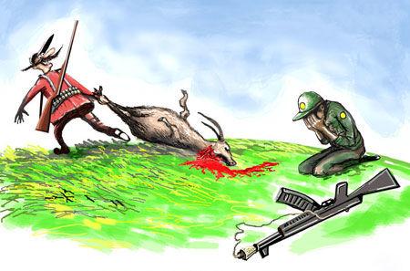 """کارگاه تخصصی کاریکاتور از """"ایده تا اجرا"""" در سنندج برگزار می شود"""