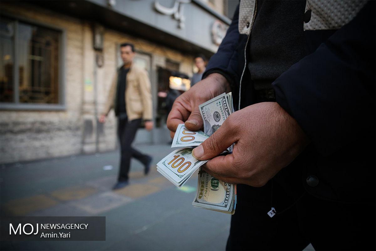 قیمت ارز در بازار آزاد تهران ۲۱ دی ۹۹/ قیمت دلار کاهش یافت
