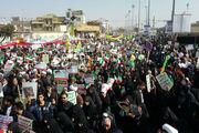 قدردانی شهردار قم از حضور حماسی مردم در راهپیمایی 22 بهمن