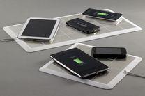 چند تلفنهمراه به صورت همزمان شارژمی شوند