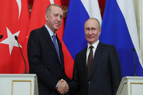 رایزنی تلفنی اردوغان و پوتین در مورد ویروس کرونا و اوضاع سوریه
