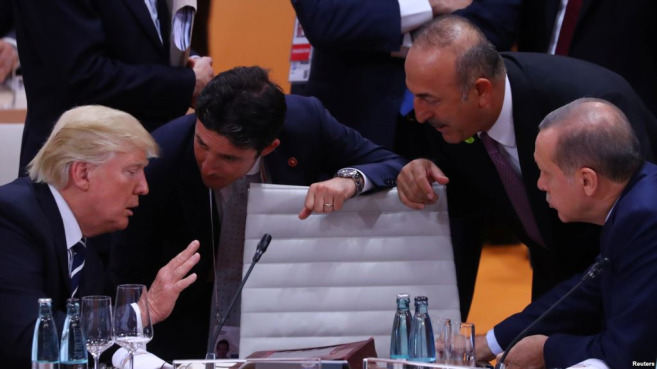 احتمال معاف شدن ترکیه از تحریم های نفتی آمریکا علیه ایران