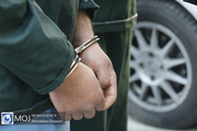دستگیری باند سارقان اماکن و کشف ۳۲ فقره سرقت