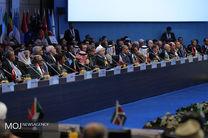 شرکتکنندگان در کنفرانس مجالس کشورهای اسلامی به دیدار رهبری میروند