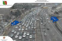محدودیت ترافیکی محور کندوان لغو شد
