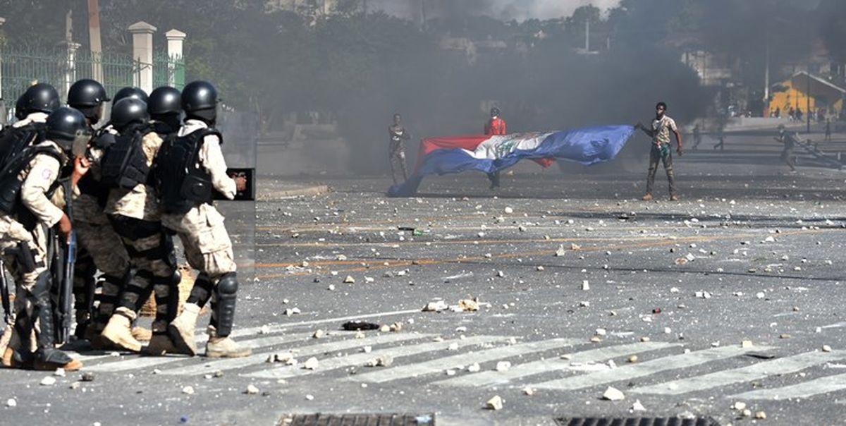 ربوده شدن هفت کشیش کاتولیک در هائیتی