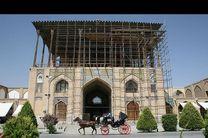 اجرای 50طرح مرمت  آثار تاریخی استان اصفهان
