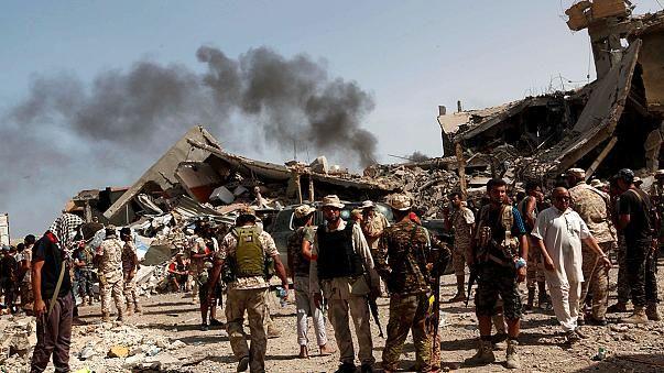 درگیری مسلحانه در طرابلس پیش از آغاز مذاکرات صلح لیبی