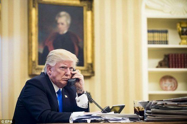 درخواست مجلس نمایندگان آمریکا برای ارائه مدارکی درباره ادعای شنود مکالمات ترامپ