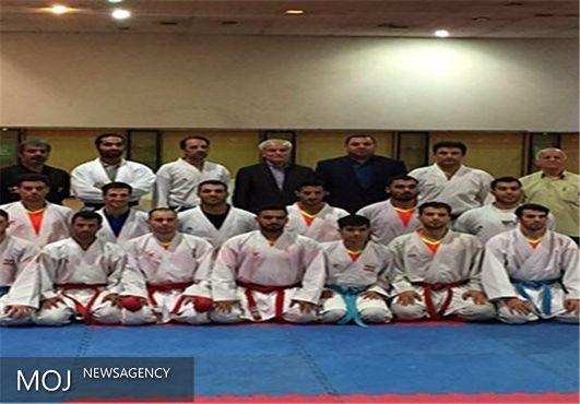 اظهارات سجادی در اردوی تیم ملی کاراته