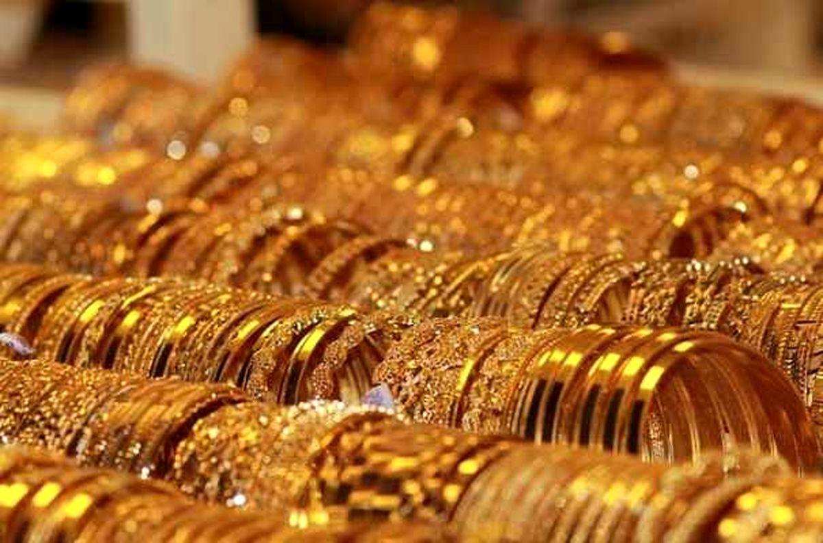 قیمت طلا ۲۵ آذر ۹۹/ قیمت هر انس طلا اعلام شد