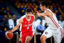 رشت میزبان تیم ملی بسکتبال جوانان ایران