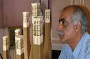 مسعود درگاهی جهان خود را عوض کرد