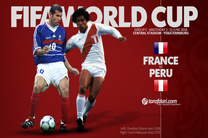 فرانسه صعود کرد/ پرو حذف شد