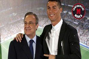 هیئت مدیره رئال با درخواست دستمزد 25 میلیون یورویی رونالدو مخالفت کرد