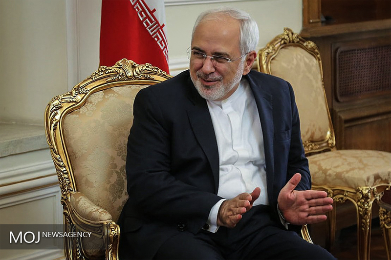 پیام تبریک ظریف به محسن هاشمی و محمد علی نجفی