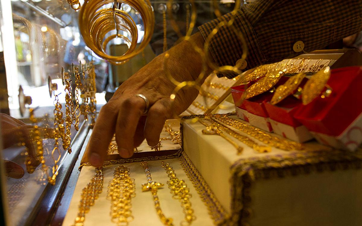 قیمت طلا ۲۲ فروردین ۱۴۰۰/ قیمت طلای دست دوم اعلام شد