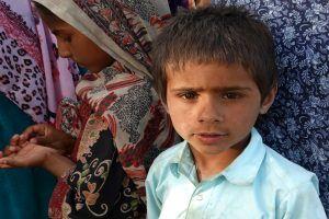 بهرهمندی ۴۵۰ کودک مناطق محروم جاسکی از طرح همسفره