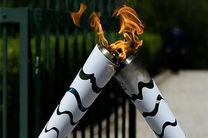 مشعل المپیک را بیشتر بشناسید + تصویر