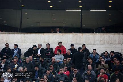 حاشیه هشتاد و نهمین شهرآورد پایتخت