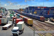افزایش ۲۱.۹ میلیون تنی وزن صادرات کالاهای غیرنفتی در سه ماهه نخست سال ۹۹