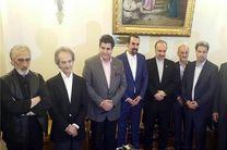 تشکر ظریف و سلطانیفر از اجرای منتخب ارکسترهای ایران در روسیه