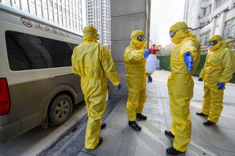 ابتلای 5 شهروند بریتانیایی به ویروس کرونا تایید شد