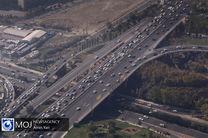 آخرین وضعیت ترافیکی بزرگراه های تهران در صبح ۱۱ اسفند اعلام شد