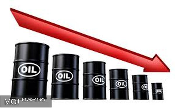 نفت یک درصد ارزان شد