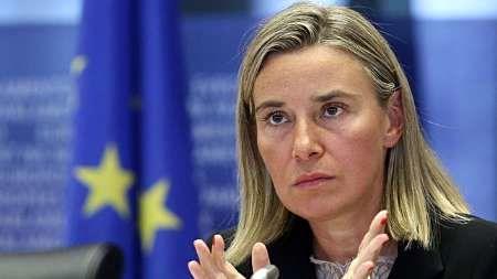 موگرینی: اتحادیه اروپا باید به نتایج رفراندوم احترام بگذارد