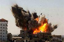 وقوع چندین انفجار در شهر حمص سوریه