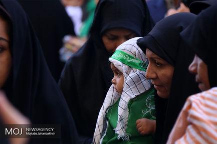 مراسم همایش شیرخوارگان حسینی در اصفهان