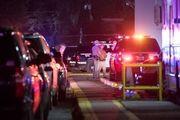 تیراندازی به پلیس هوستون در آمریکا