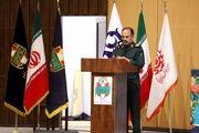جانشین فرمانده سپاه استان از شهرداری قم تقدیر کرد