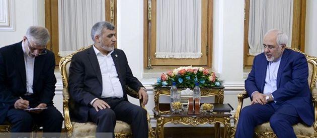 حماس از حمایت های ایران تقدیر کرد