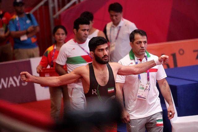 تیم کشتی فرنگی جوانان ایران قهرمان جهان شد